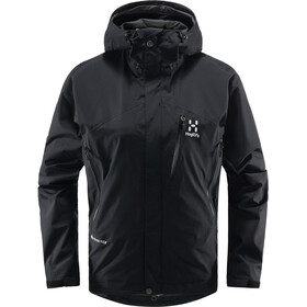 Haglöfs Astral GTX Jacket Women true black